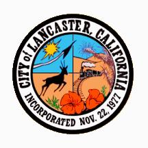 city of lancaster seal