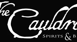The Cauldron logo