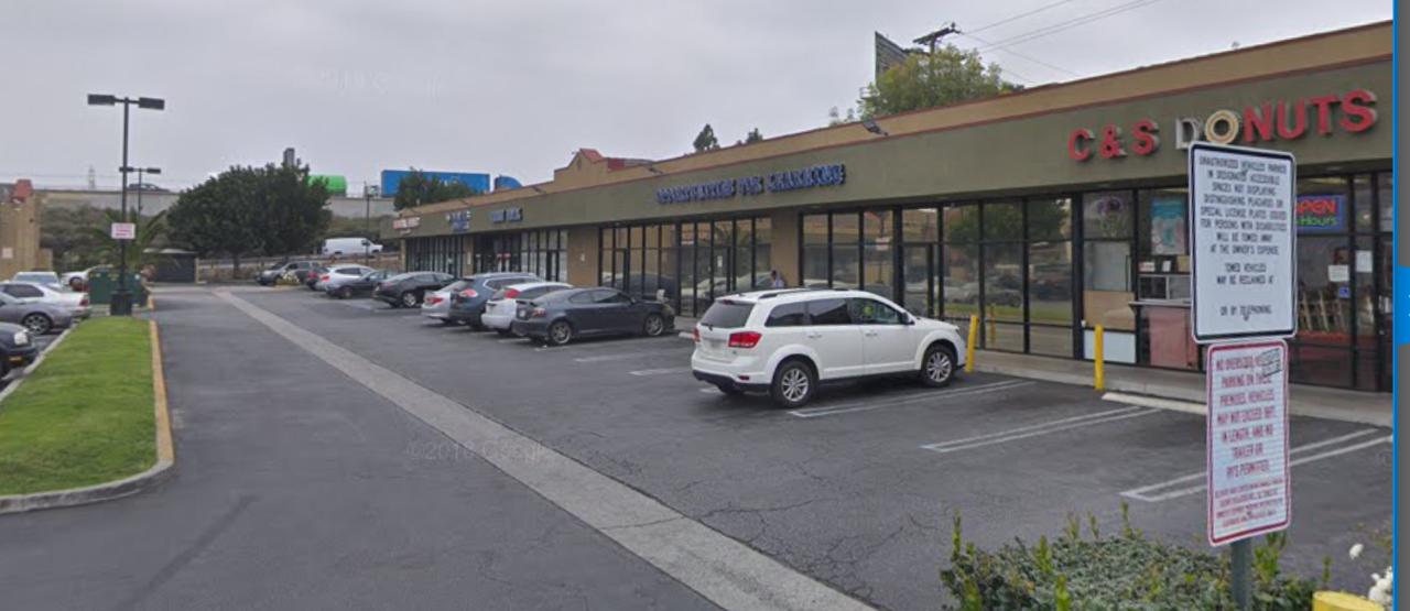 Cherry Square Retail Center, Long Beach Ca