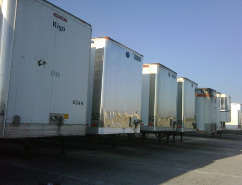 Fleet Yard Inc Trailer Storage