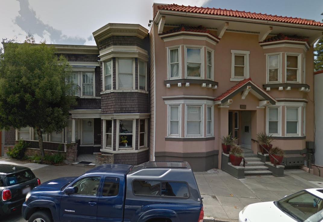 10 Unit Apartment, San Francisco Ca