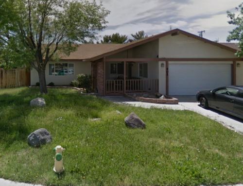 Solar Private Residence Ridgecrest, Ca.