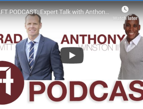 AFT Expert Talk with Anthony Winston