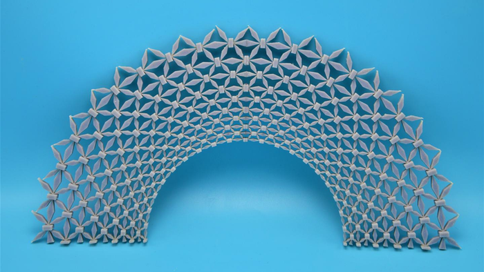structural lattice