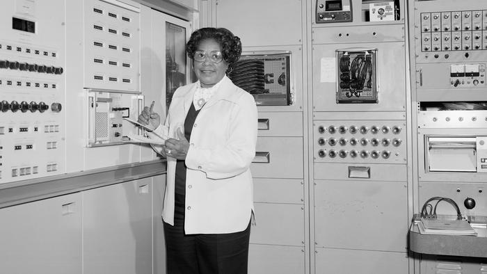 mary jackson, nasa engineer