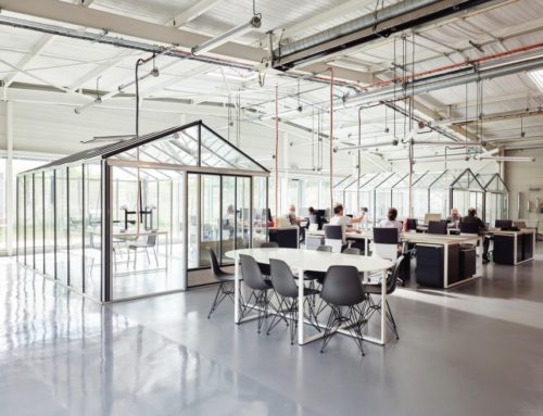 Rethinking Office Design