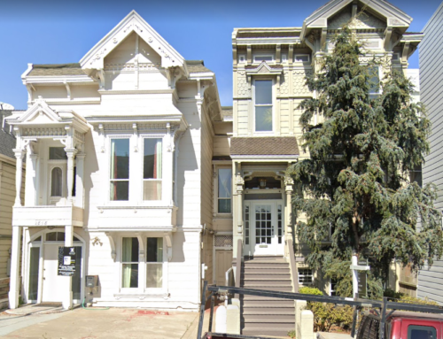 San Francisco Ca – 3 Story Multifamily Building