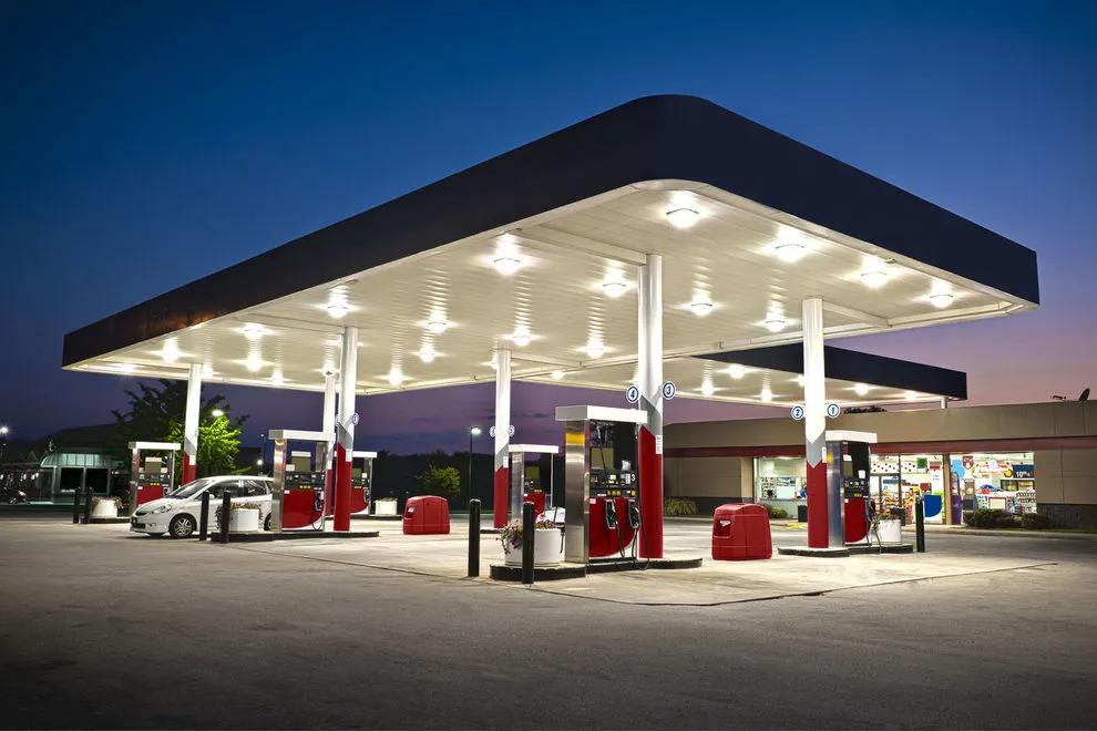 Citrus Gas Station