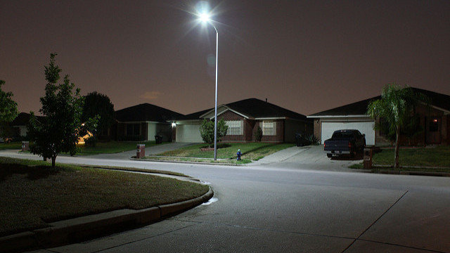 Pardee Homes Street Lighting
