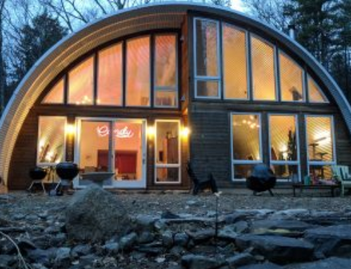 29 Palms Ca – Quonset Hut
