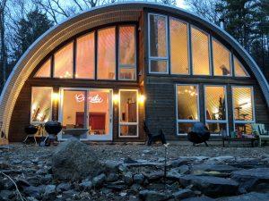 Quonset Hut Custom Home