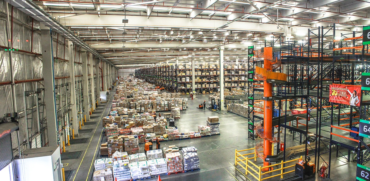 Waterman South Distribution Center