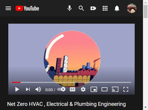 Net Zero HVAC , Electrical & Plumbing Engineering