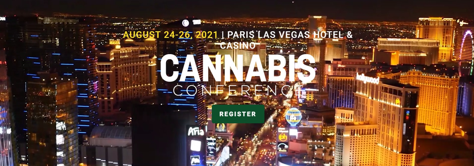 Cannabis Conference 2021 - Cultivation Dispensary Education