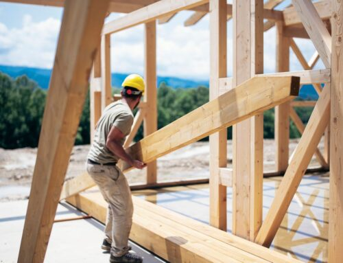 New Home Construction Rebounds