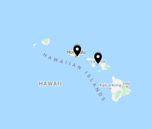 Project Map Hawaii