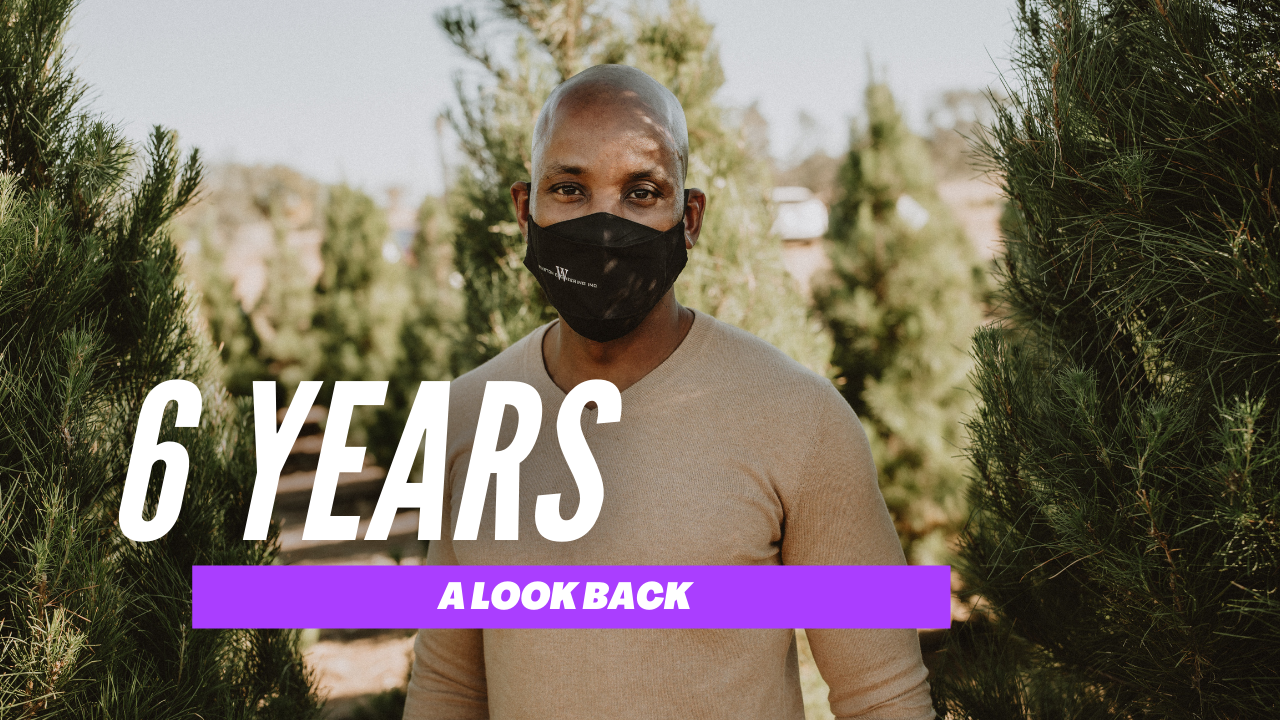 6 years a look back