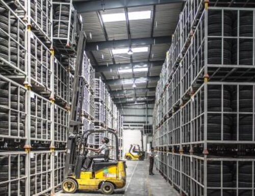 Demand for Warehouse Space