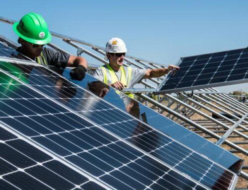 Solar Capacity Is Heating Up